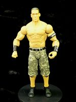WWE Basic Series 20: John Cena - Loose Action Figure